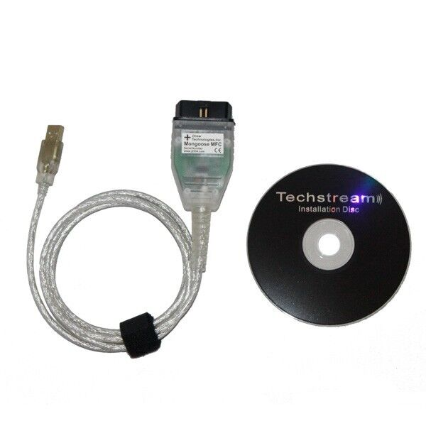 DIAGNOSTIC : OBD2 TOYOTA CABLE *TOP SELLER*In Stock*