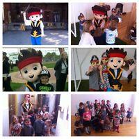 Fête de Pirate - Fête D'enfants - Thématique Pirate