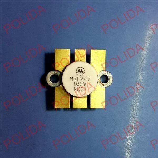 1PCS RF//VHF//UHF Transistor MOTOROLA//ASI CASE-316-01 MRF247