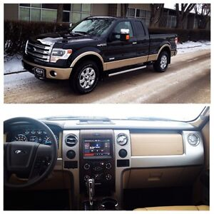 2014 Ford F-150 lariat ecoboost