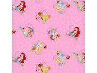 Pink disney princess carpet 4m x 3m £70 ono St Austell