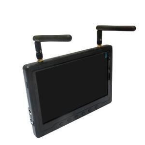 FPV 5.8Ghz Diversity Monitor 7inch - HD 8 Channel