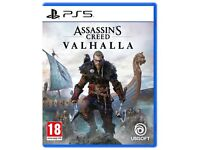 Assassins Creed: Valhalla PS5