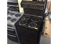 Creda 600 spiral ring double oven cooker with 6 mth warranty