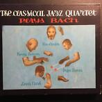 cd - The Classical Jazz Quartet - Plays Bach