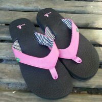 NEW Womens Size 7 - Pink SANUK Sandals