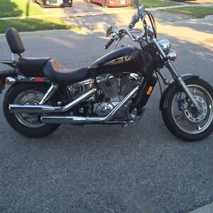 2000 Honda Shadow.  1100 cc