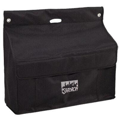 Eskadron Tasche für Boxenvorhang black (groß 50x70cm) - NEU (Boxen-tasche)