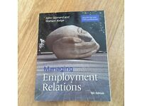 Managing employment relations - 5th edition