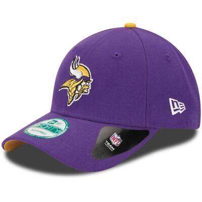 Minnesota Vikings Hat Adjustable OSFA The League 9Forty Purple New Era NFL