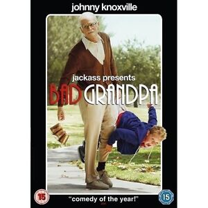 JACKASS-Presents-BAD-GRANDPA-dvd-ft-JOHNNY-KNOXVILLE-gross-out-comedy