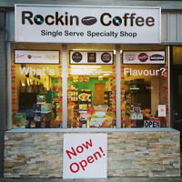 Rockin-Coffee your Single Serve Specialty Shop