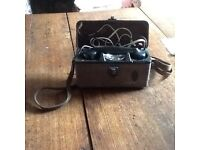 1950's telephone engineers old style test phone