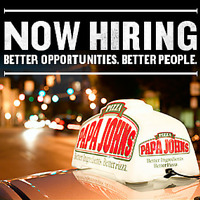 Papa Johns is looking for P/T delivery Drivers