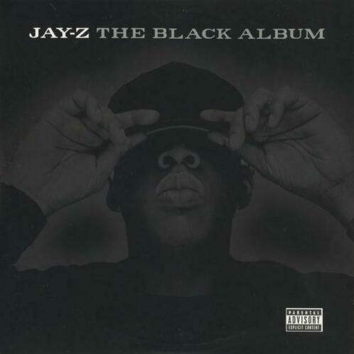 LP nieuw - Jay-Z - The Black Album