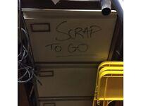 Scrap furniture