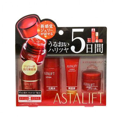 ASTALIFT Basic Trial Kit 5days Anti-aging Japan