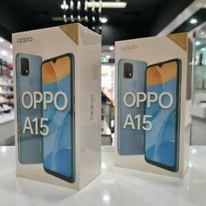 BRAND NEW OPPO A15 32GB BLUE TAX INVOICE UNLOCKED WARRANTY Parkwood Gold Coast City Preview