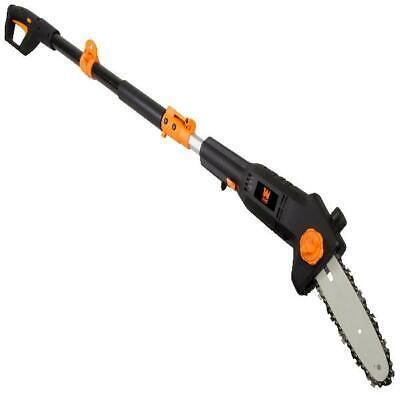 Electric Pole Chainsaw Pruner 8 Inch Telescoping Trim Tree B
