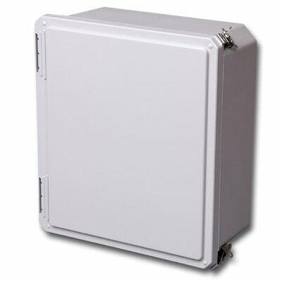 Stahlin Electrical Fiberglass Enclosurebox Diamondshield Ds100806hll 10x8x6