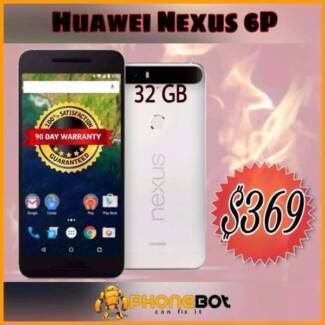 Pre owned Huawei Nexus 6p @ Phonebot
