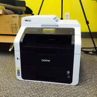 Brother MFC-9340CDW Colour 4in1 Wireless Printer For Sale