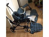 Mother Care Pram with extras