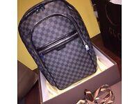 Louis Vuitton Damier Graphite Men's Backpack