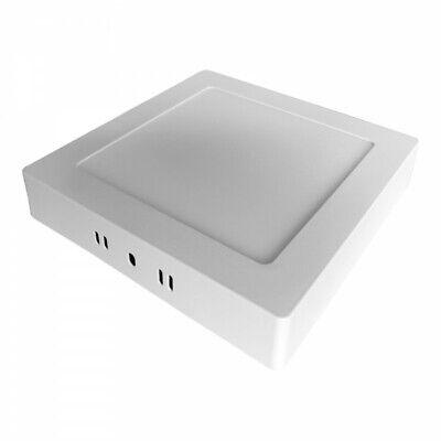 LED Panel 13W 1020lm 4000K Neutral White Lamp Surface-Mounted Transformer Matis