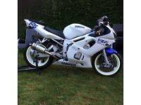 Yamaha r6 5eb parts/now breaking for spares