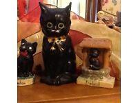 Black Cats x 3 PO27JN area