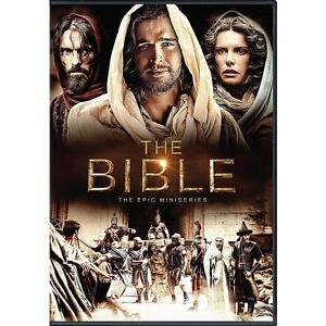 NEW DVD The Bible: Epic Miniseries - 117723951 - TV SERIES