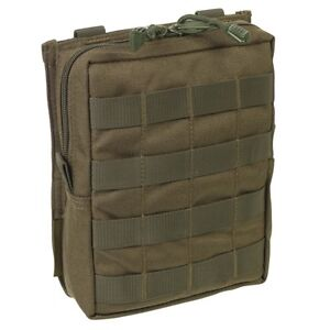 Clearance Sale End of Line TAS - Large MOLLE Utility Pouch - Green