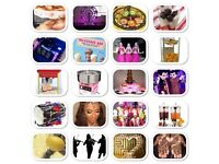 Asian DJs | Dhol drummers players | band baaja | violin | dancers | wedding lights