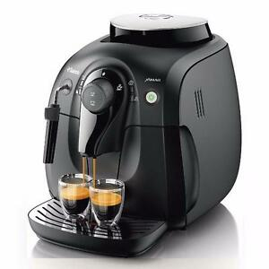 Machine à espresso automatique Saeco Xsmall Vapore HD8645/47