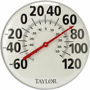Looking for a Cheap Outdoor Thermometer