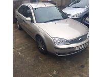 2004 ford mondeo diesel