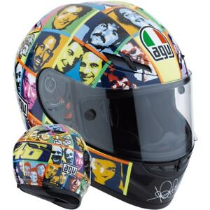 AGV GP Tech Faces Helmet Size M - Limited Edition BRAND NEW