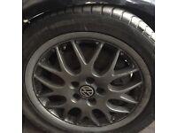Golf mk3 gti vr6 bbs alloys split rims genuine can post