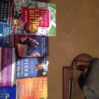 Variety of Books! (Open to offers)