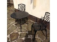 Patio set
