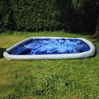 Piscine gonflable 18 pieds
