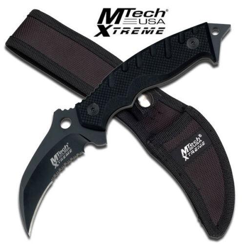 MTech USA XTREME MX-8118 FIXED BLADE KNIFE NIB