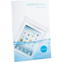 Waterproof bag for Tablets and Smart Phones 31x22 cm