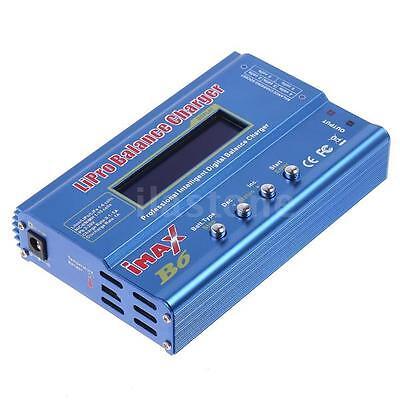 Imax B6 Charger Digital Rc Lipo Nimh Battery Charge Us Stock V5d5