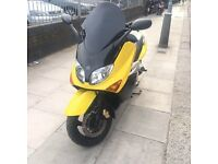 Yamaha Tmax 500cc