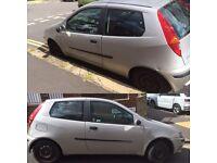 Fiat punto - non runner - spares and repairs