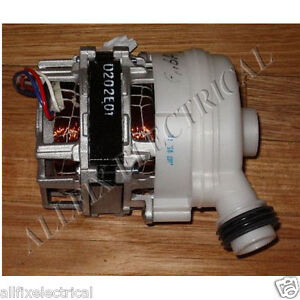 Lg Dishwasher Wash Pump Motor Assembly Part 5859dd9001a Ebay