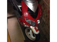 Peugeot speedfight 2 (100cc) spares & repairs