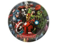 Marvel Avengers Party Plates x 10